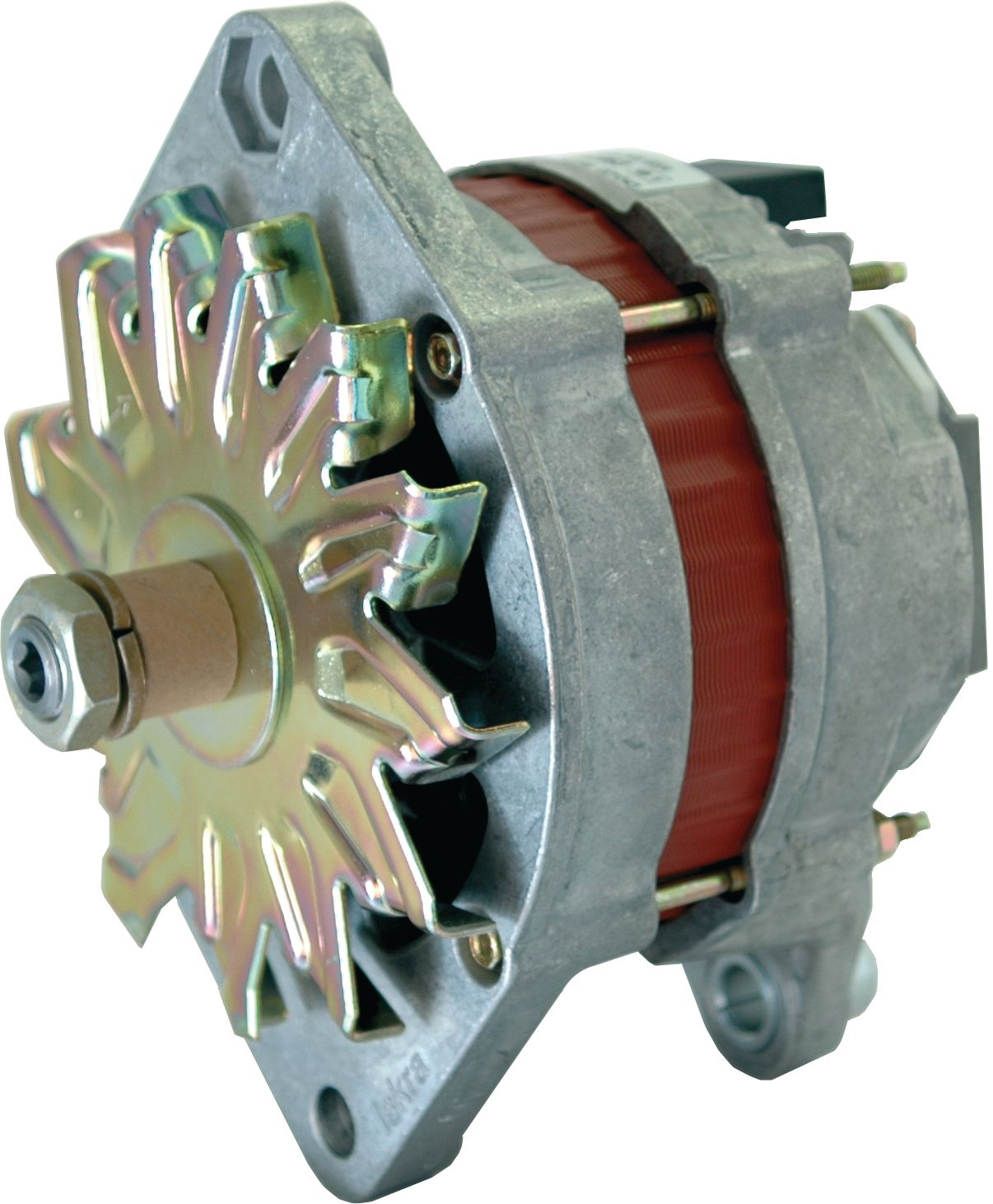 HURLIMANN ALTERNATOR (ISKRA) 35924