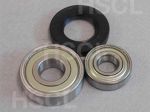 Bearing Kit: Servis Whirlpool 8346