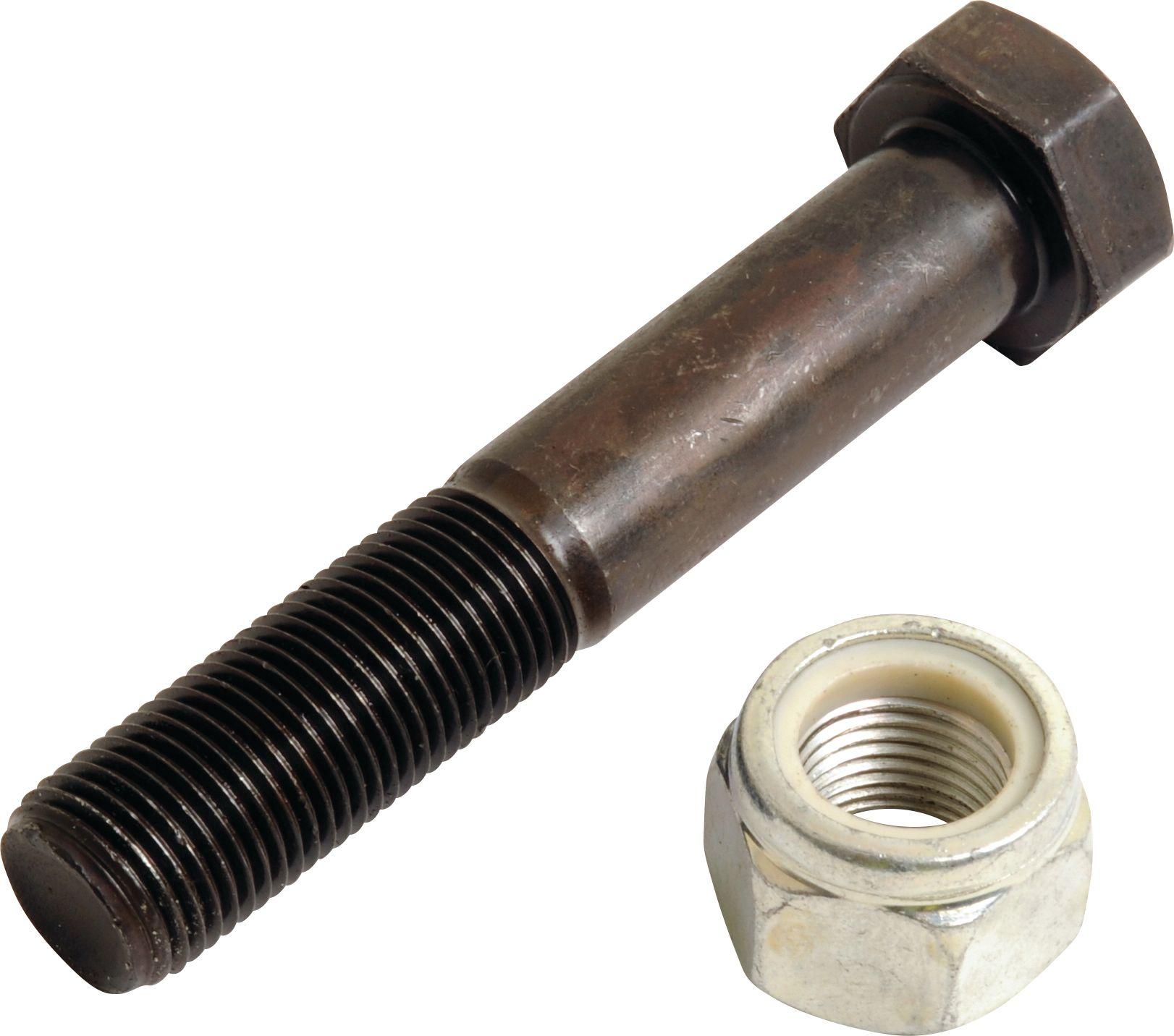 AGRIMASTER BOLT & NUT-AGRIMASTER M16X80MM 72418