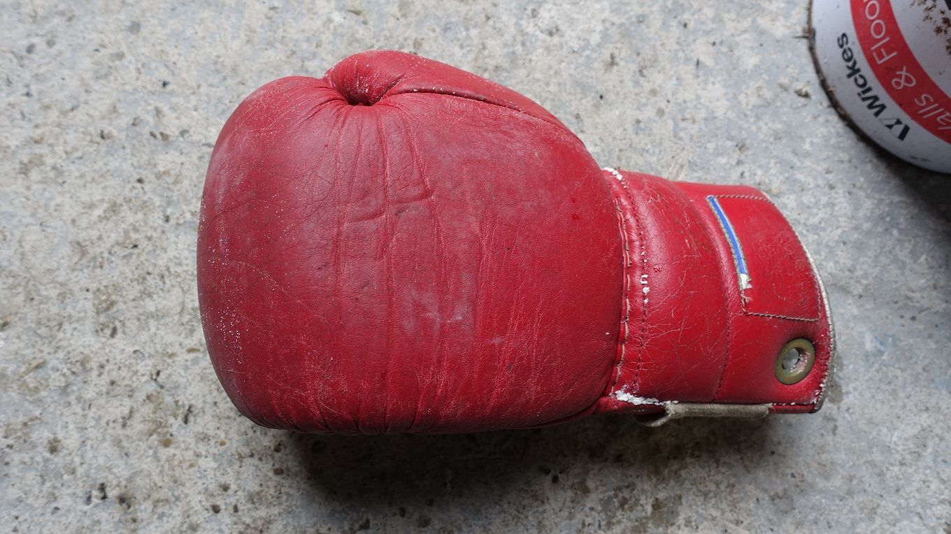 REAL PUNCHER GLOVE USED REALPUNCHERGLOVEUSED