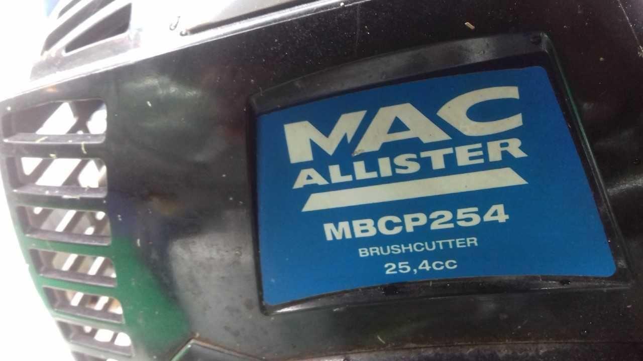 MACALLISTER MBCP254 FUEL CAP