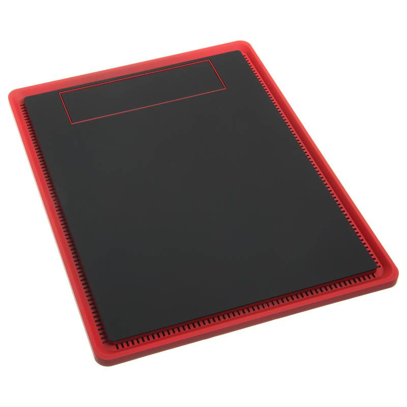 BITFENIX SOLID FRONT PANEL FOR PRODIGY CASE - BLACK/RED BFC-PRO-300-KRFNA-RP