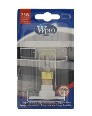 Microwave Lamp: A Base 25W: W/pool C00375453
