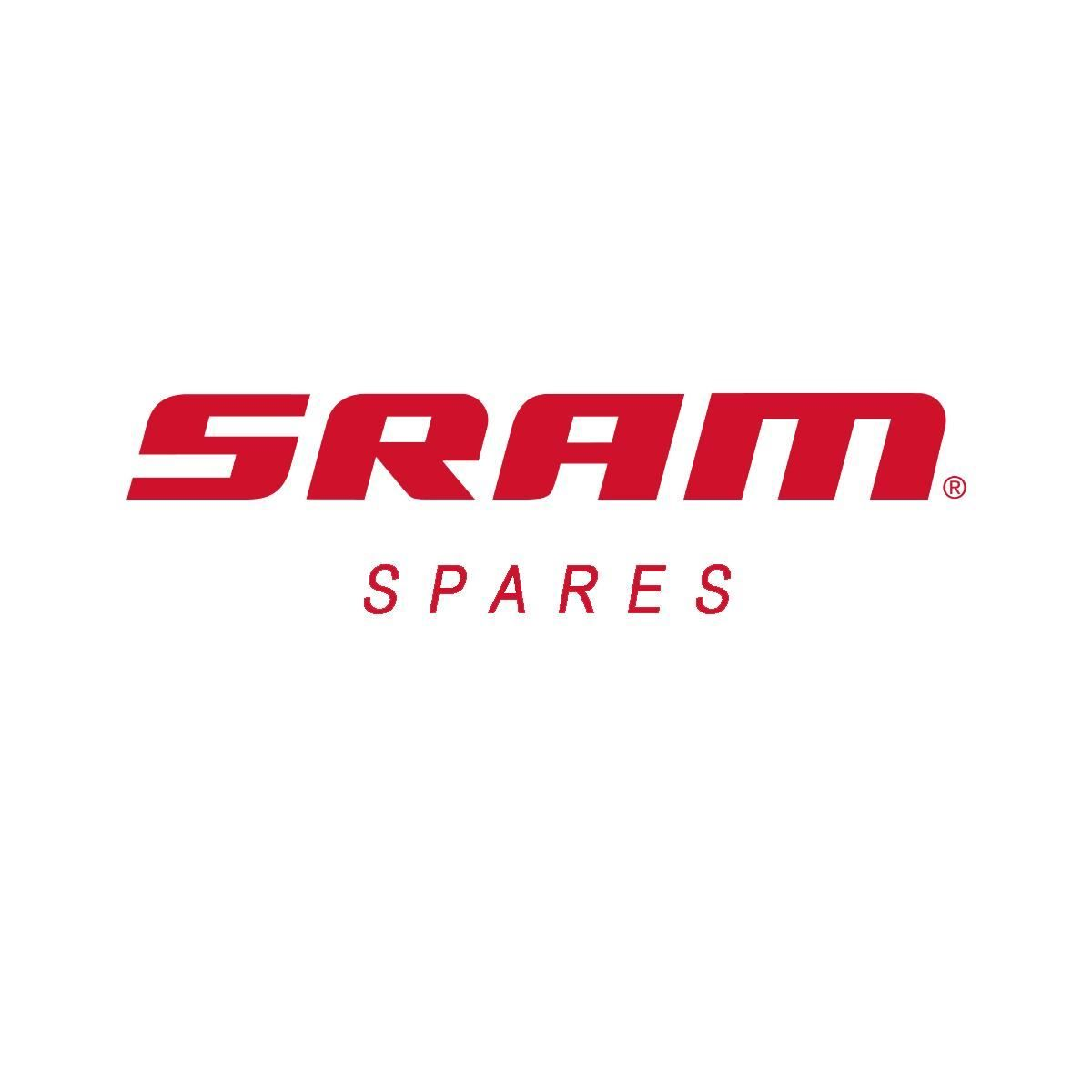 Sram Spare - Disc Brake Pads Sintered/Steel - Sram Hydraulic Road Disc, Level Ultimate/Tlm 20 Sets: Black