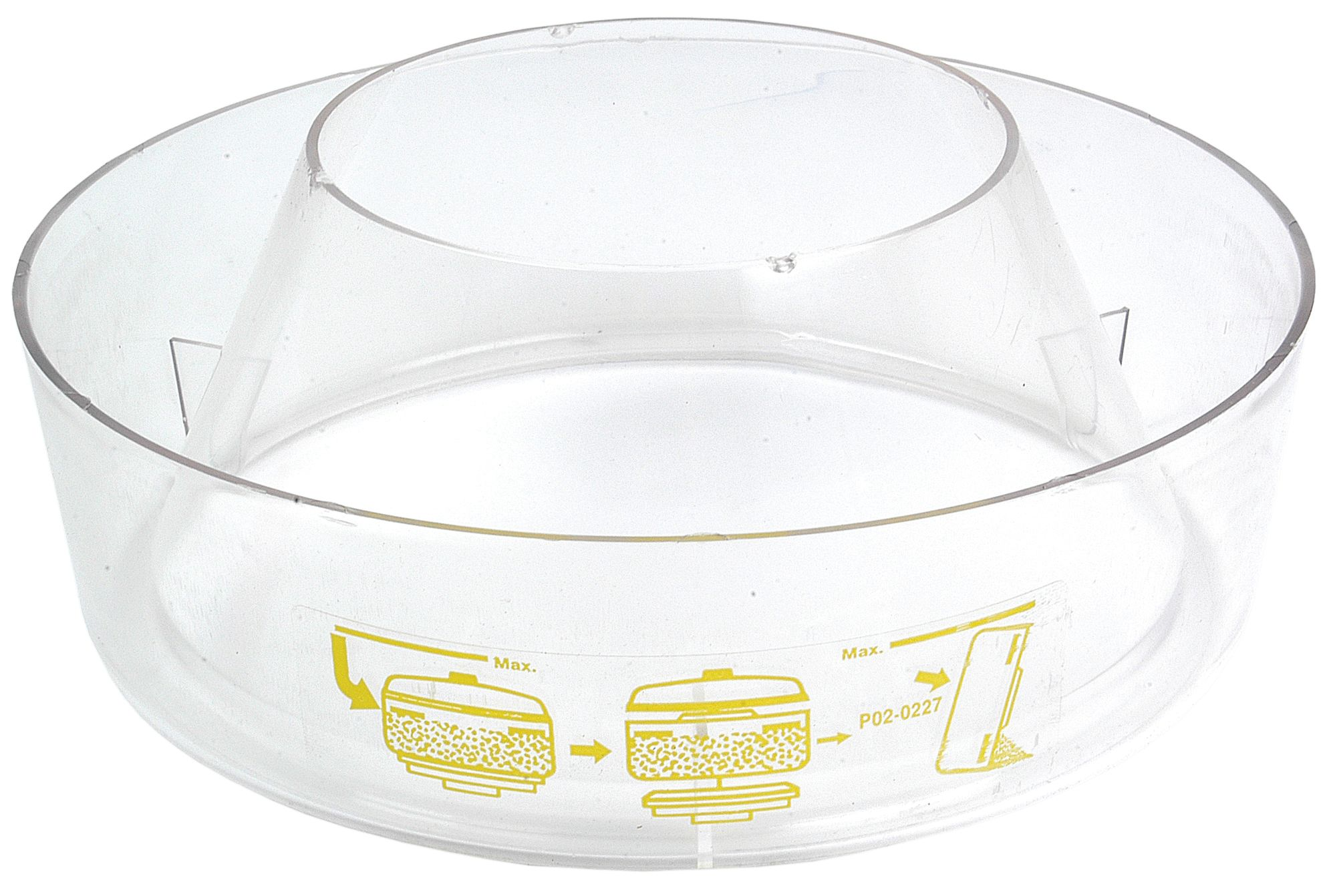 WHITE/OLIVER PRE CLEANER REPLACEMENT BOWLS 41398