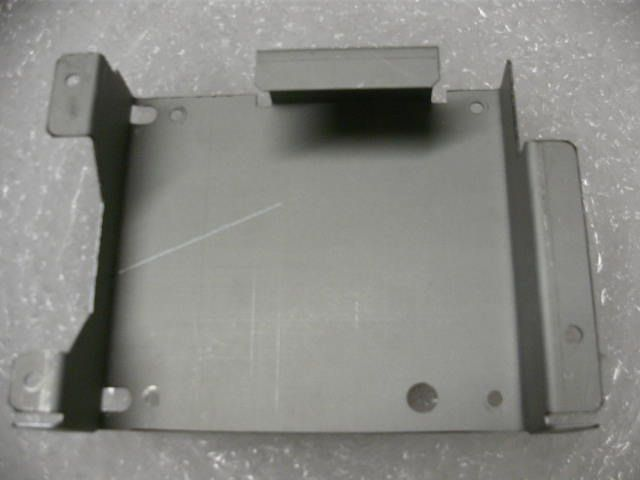 GD ROM DRIVE/CF BOX METAL MOUNTING PLATE