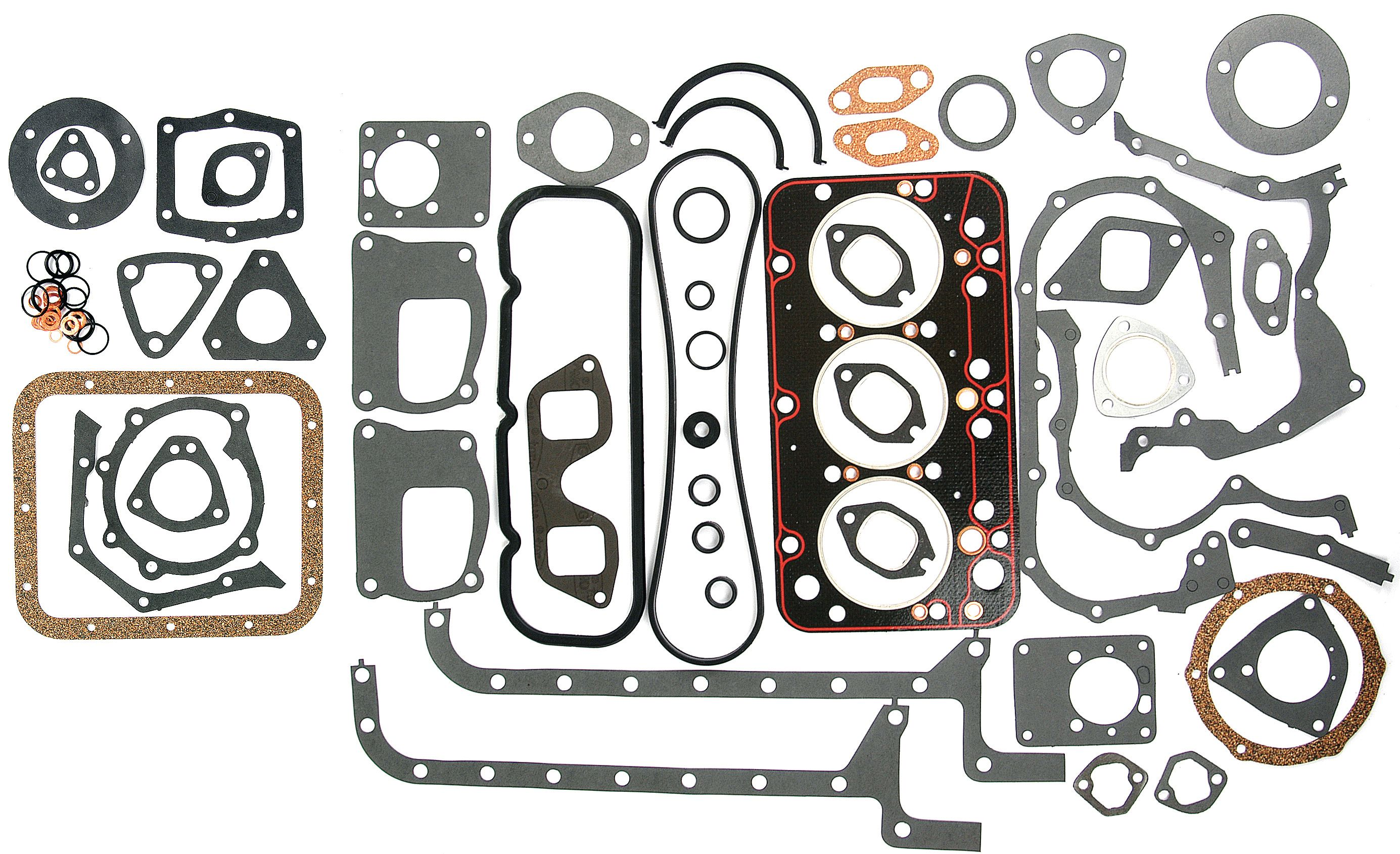 CASE IH GASKET SET-FULL W/O SEALS 62080