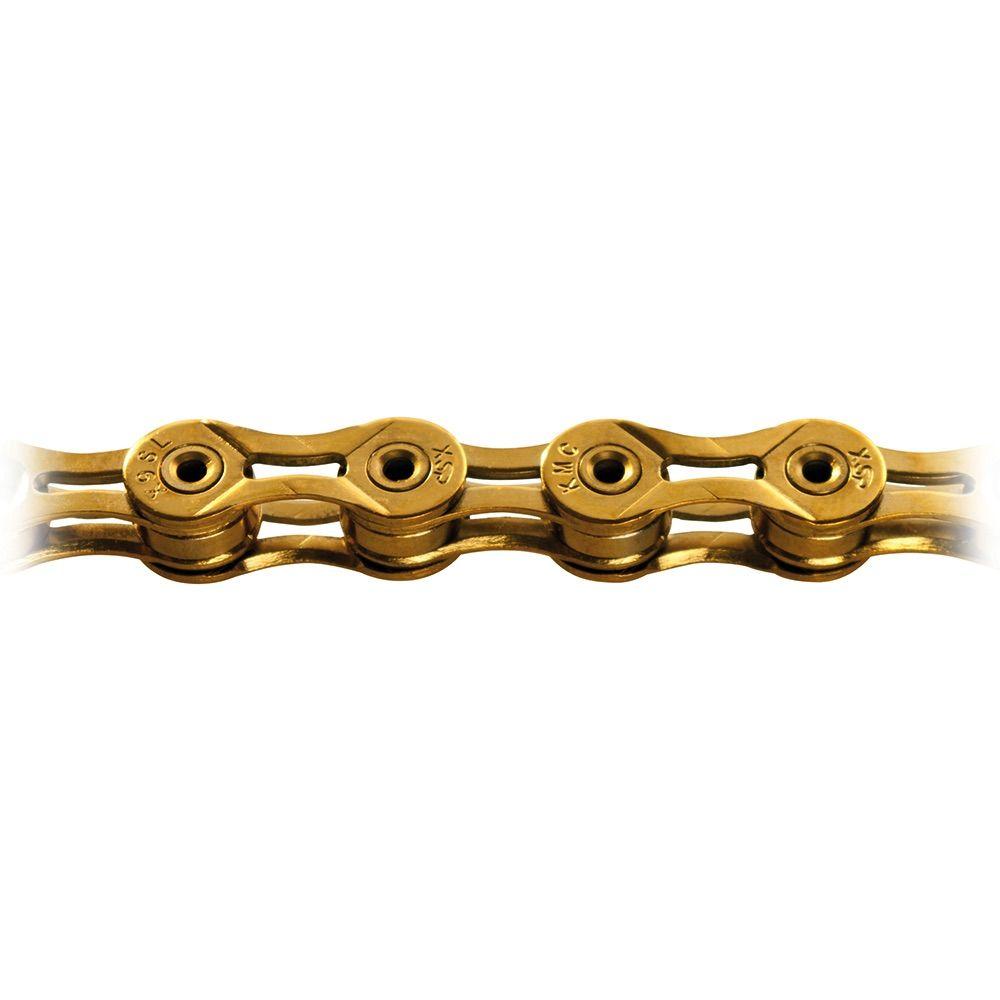 KMC X9-SL GOLD CHAIN 116L