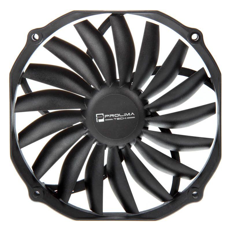 PROLIMATECH ULTRA SLEEK VORTEX FAN - 140MM Ultra Sleek Vortex 14 fan