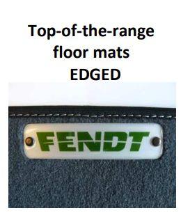 Fendt Tractor  828  Fendt Carpet Floormat to suit 800 + 900 Series (Luxury)