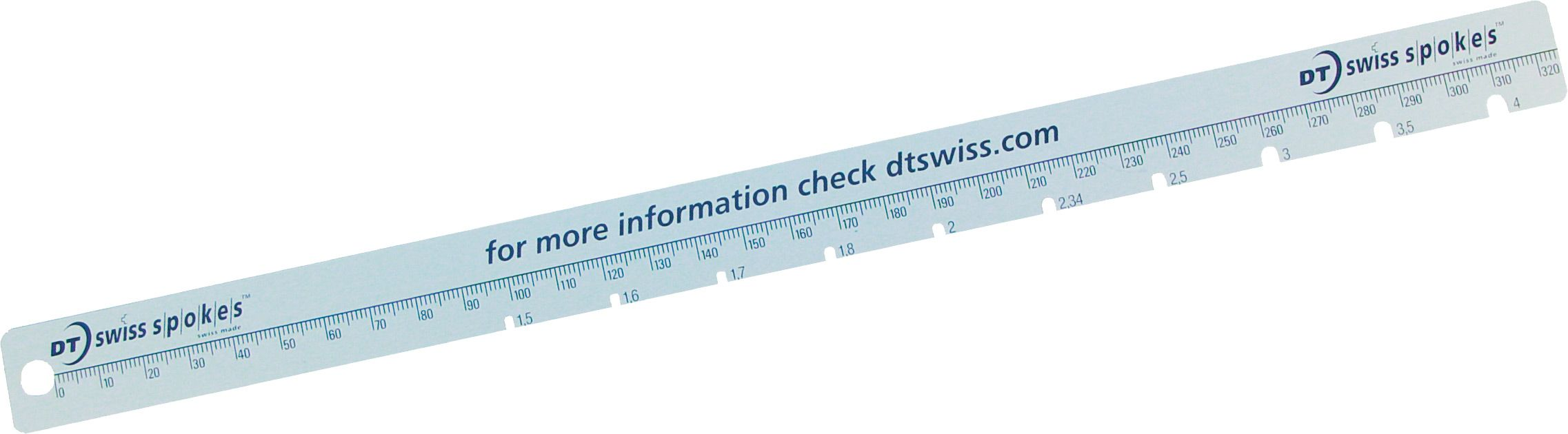 DT SWISS TOOL DT SPOKE RULER TLDT102