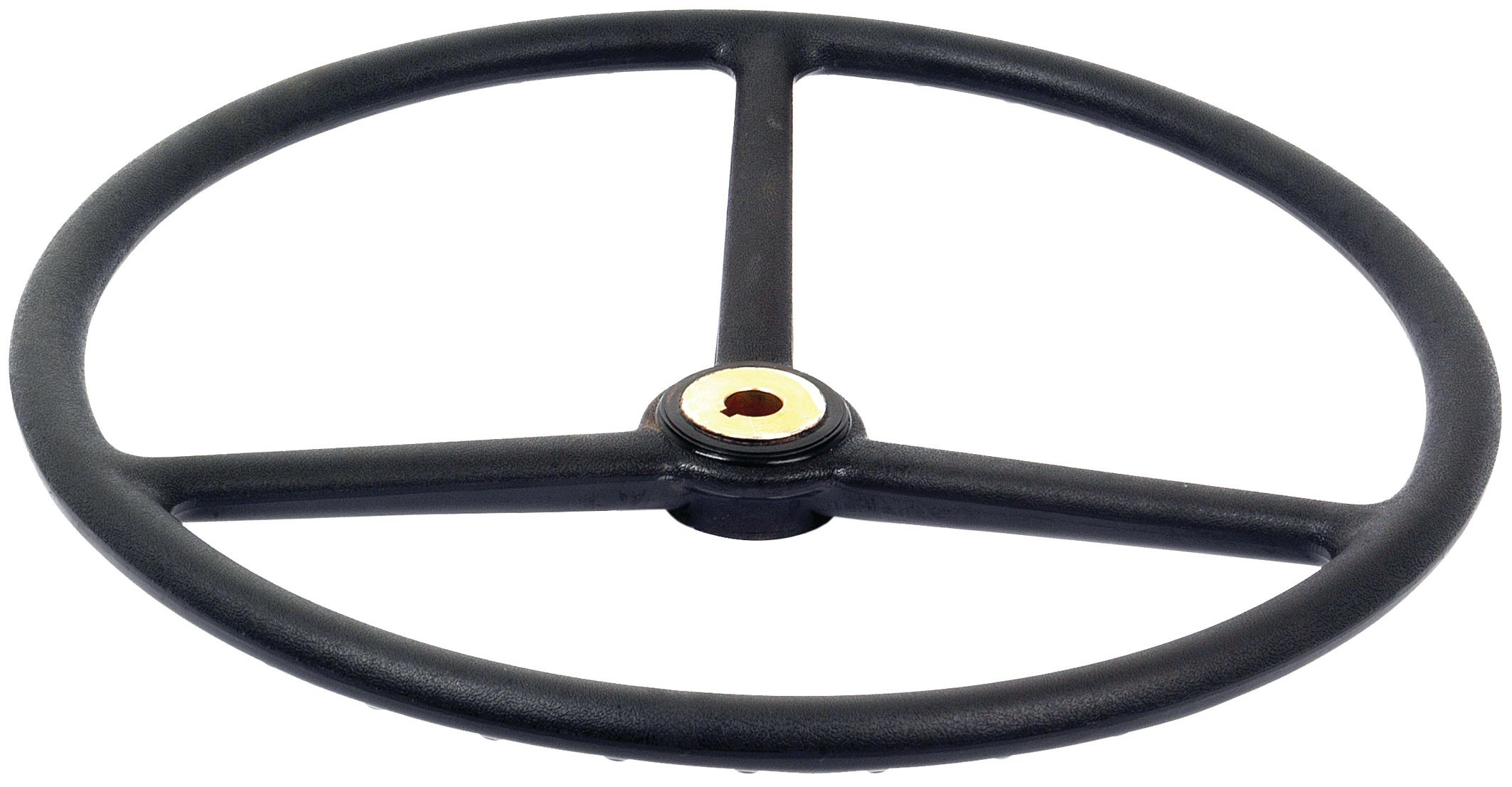 MASSEY HARRIS STEERING WHEEL-KEYED