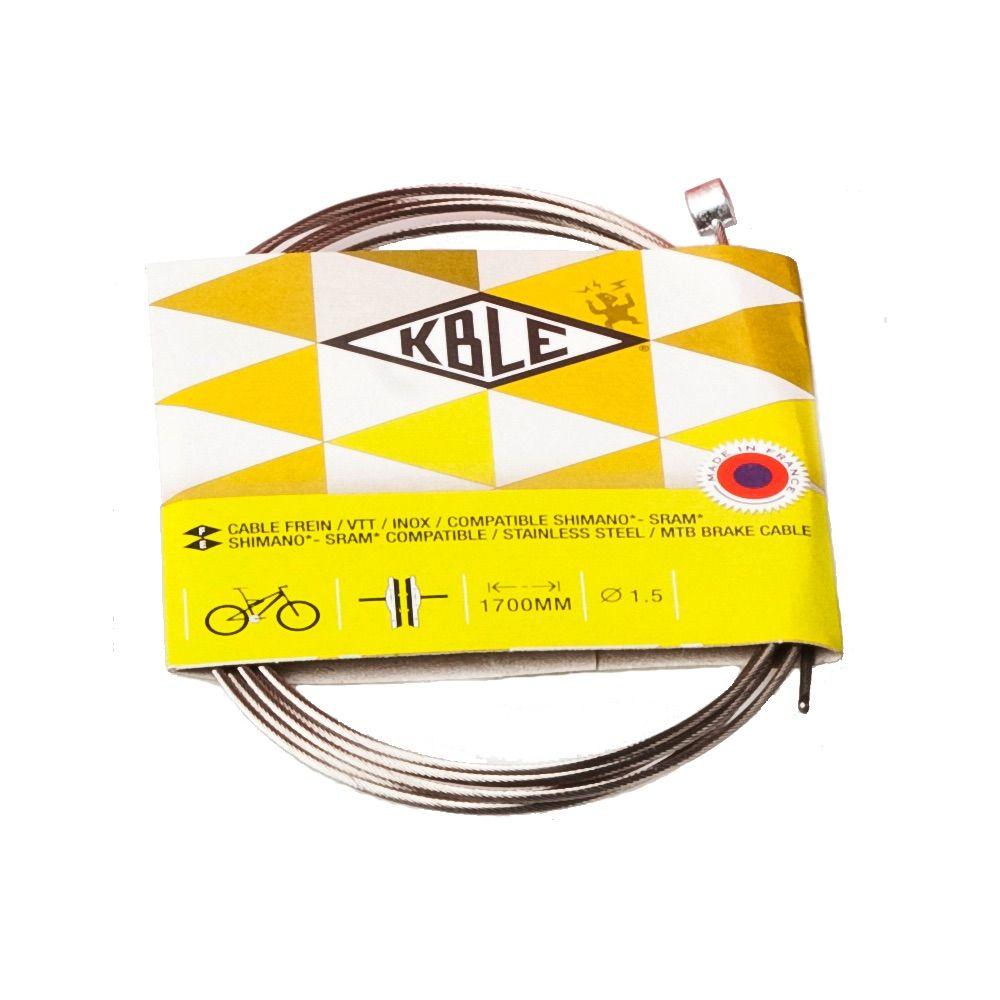 TRANSFIL TANDEM MTB BRAKE WIRE 250CM KB34