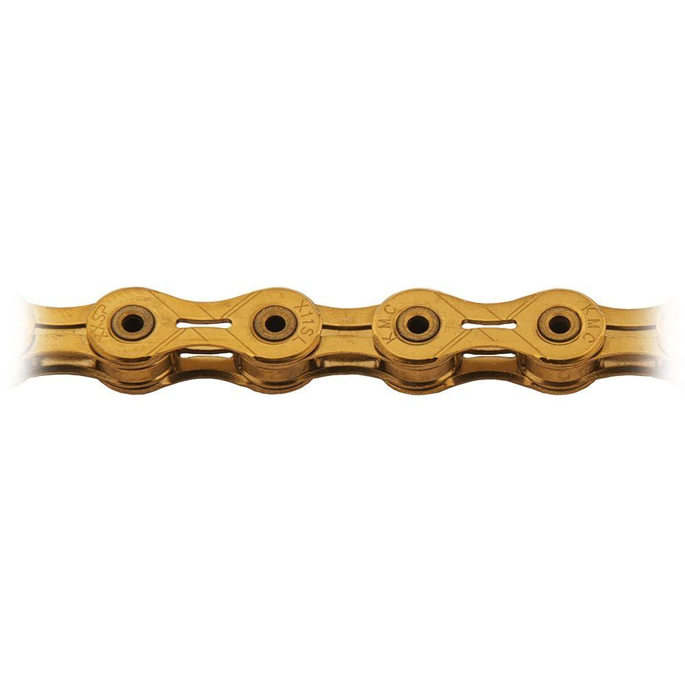 KMC X11SL GOLD CHAIN 114L