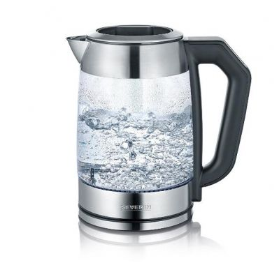 Severin WK3477 Glass Jug & Tea Kettle