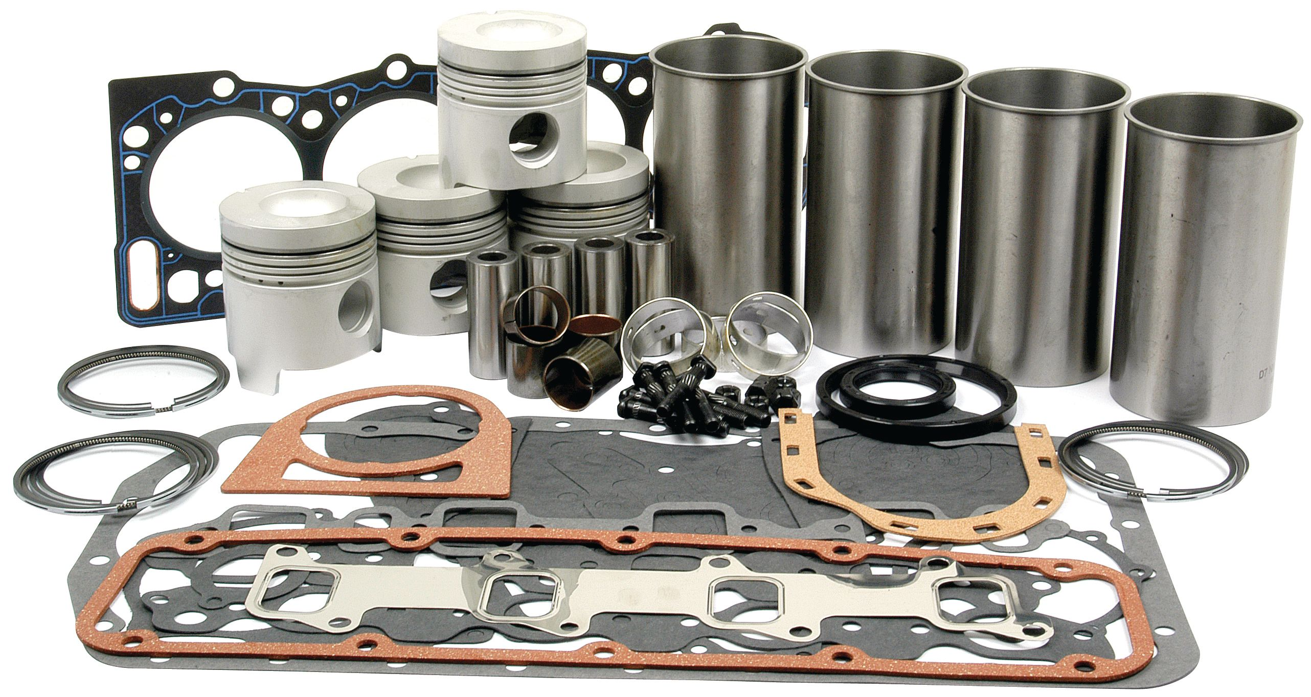 FORD NEW HOLLAND ENGINE OVERHAUL KIT
