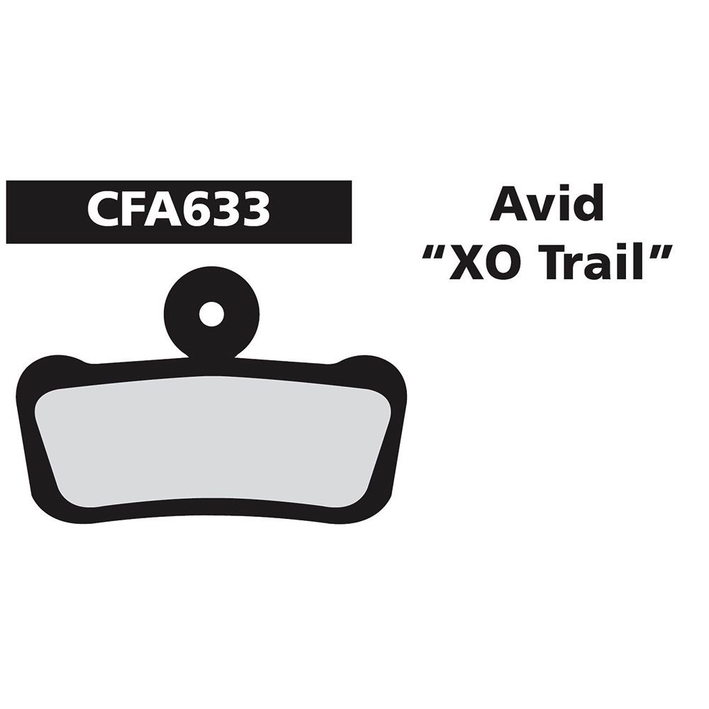 EBC AVID XO TRAIL 2013 GOLD