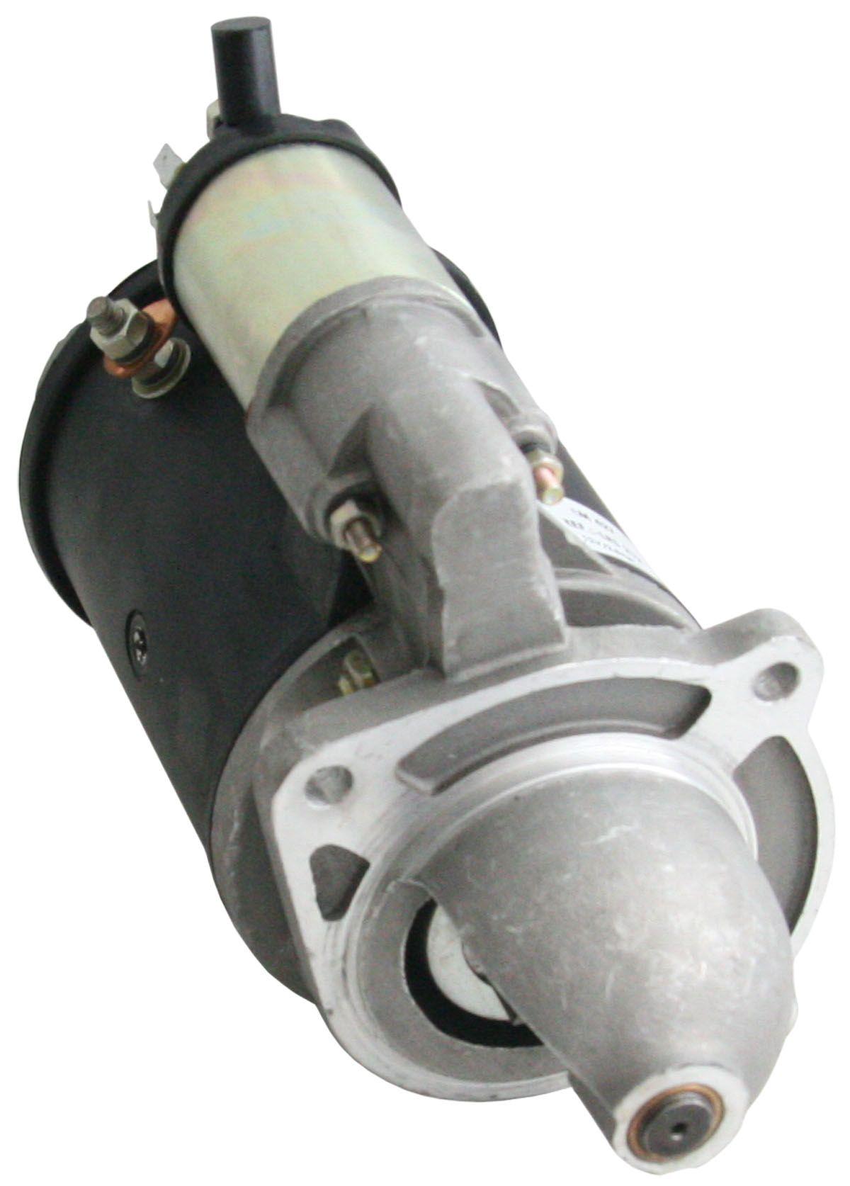 EMMARK FORDSON STARTER MOTOR - (26395LRS)