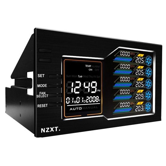 NZXT SENTRY LX LCD FAN CONTROLLER SEN-001LX