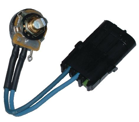 FORD NEW HOLLAND SWITCH- BLOWER A/C TEMP CONT