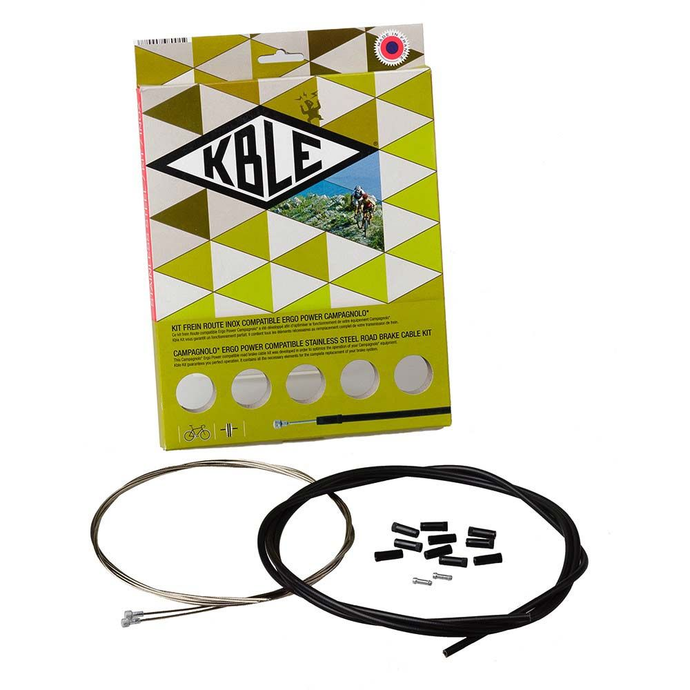 TRANSFIL CAMPAG ERGO BRAKE CABLE SET KB22