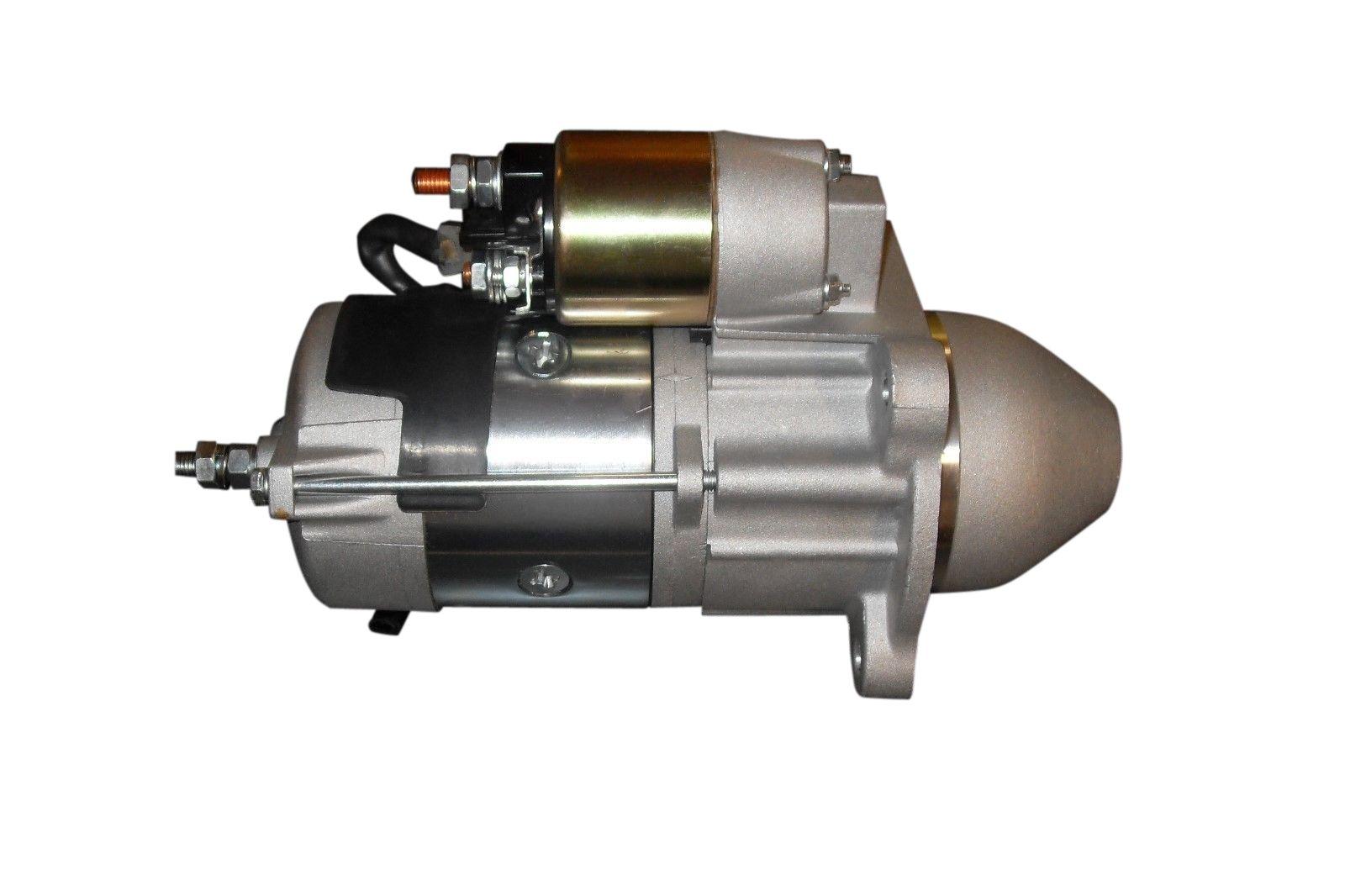 JCB STARTER MOTOR 714/40531 (LOADALL, 926, 3CX
