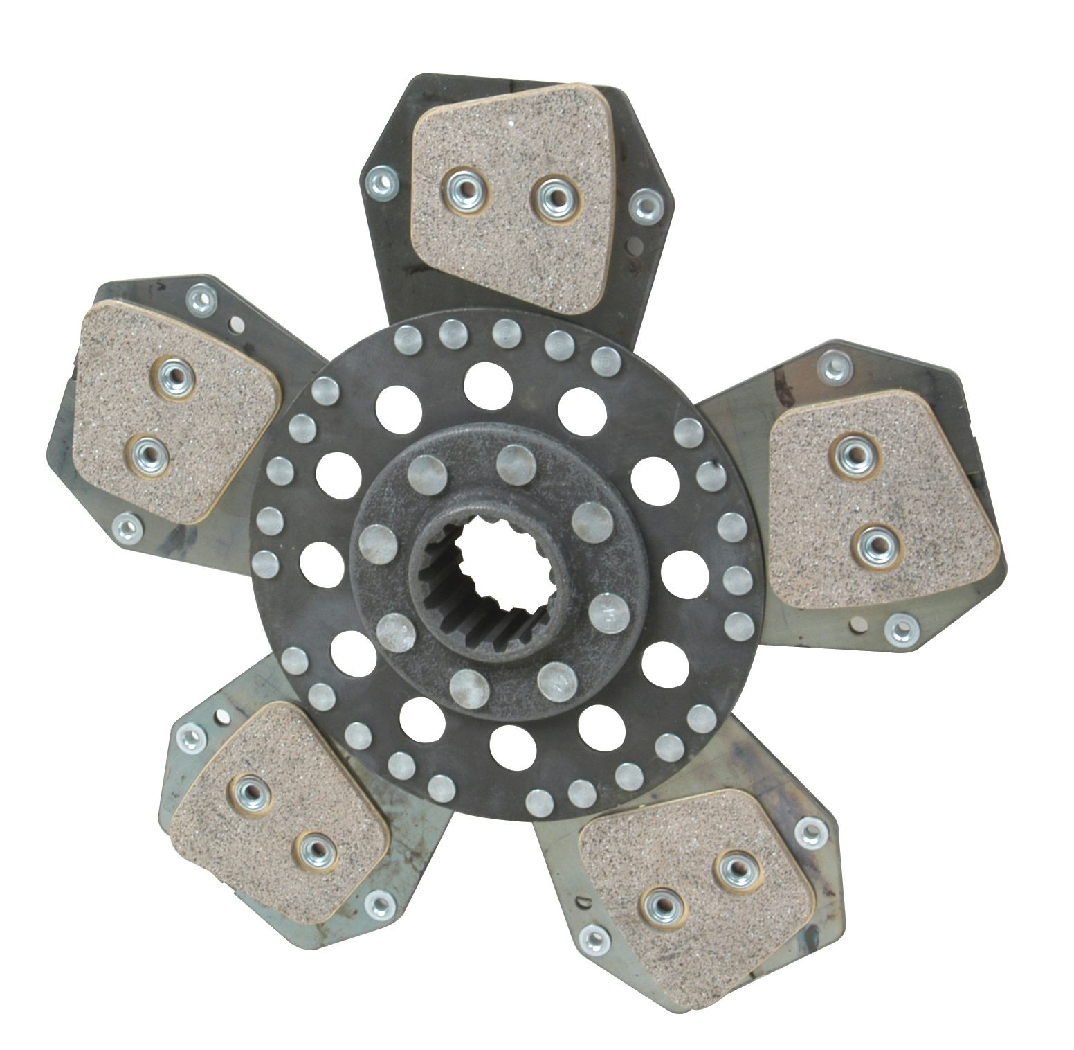 UNIVERSAL TRACTORS CLUTCH PLATE MAIN 5 PADDLE 280