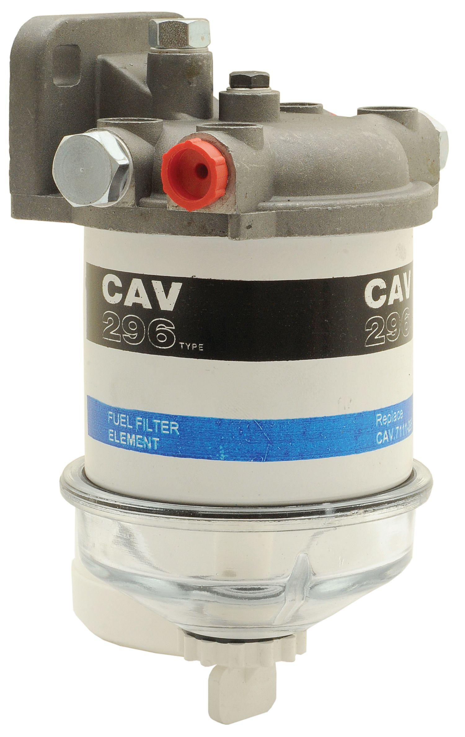massey ferguson fuel filter