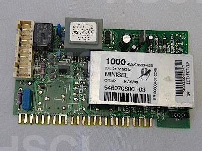 Module: WM: Servis SER546070900