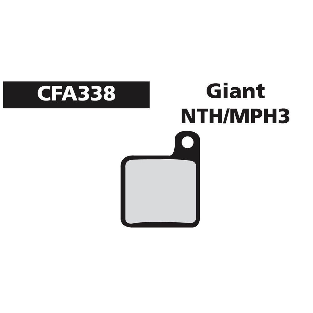 EBC EBC GIANT NTH/MPH3 RED FA338R