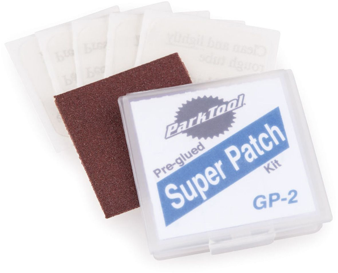 PARK TOOL TOOL PARK SUPER PATCH KIT CARDED QKGP02C
