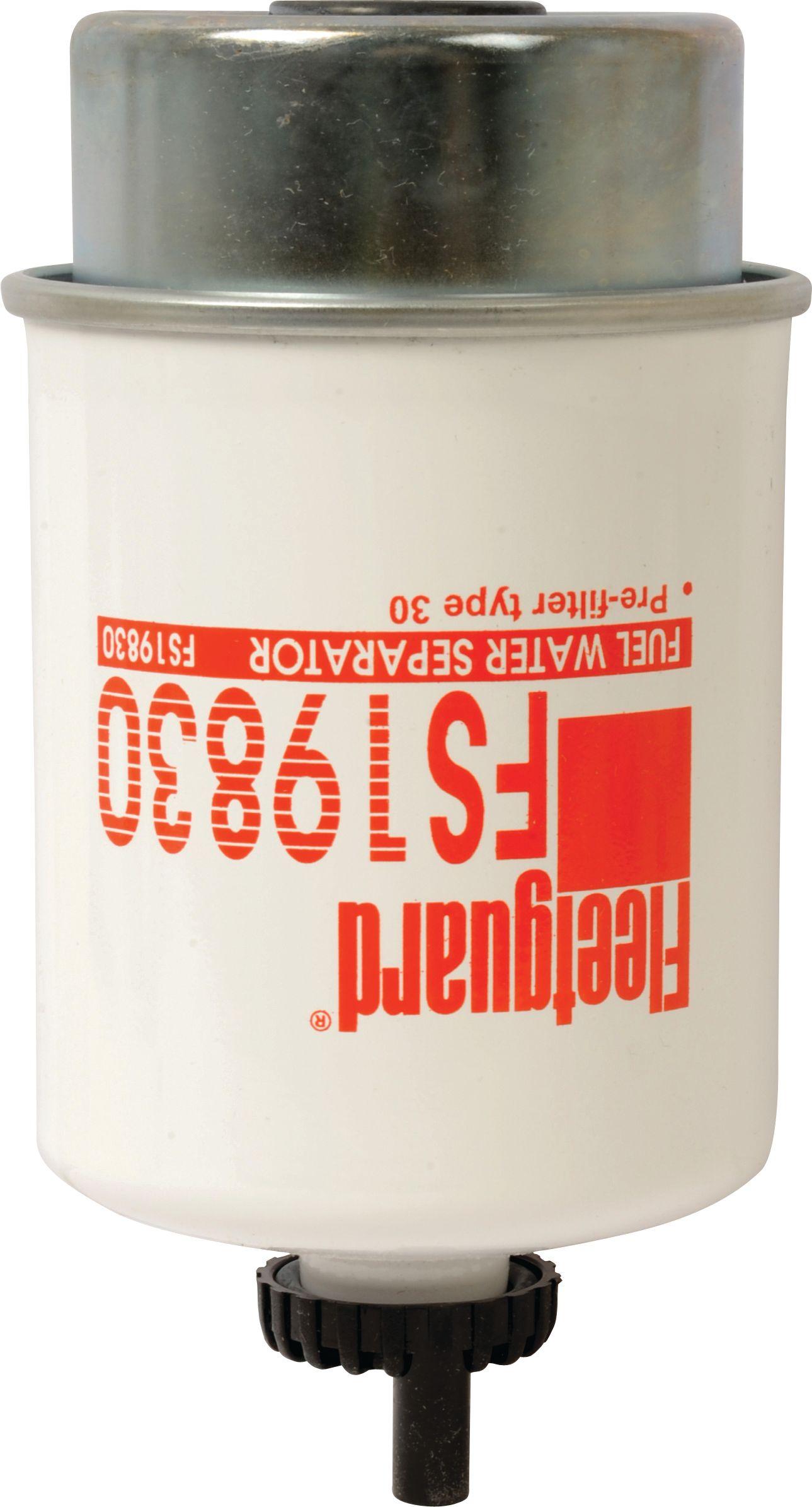 STANADYNE FUEL SEPARATOR FS19830 109161