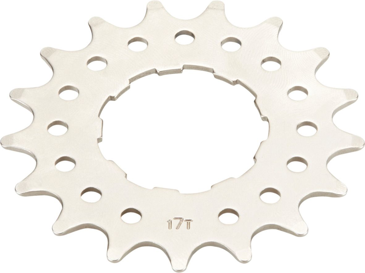M PART SPRE M:PART SS SPROCKET 17T SILVER MPSS17