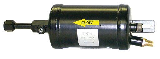 "DEUTZ-FAHR RECIEVER DRYER-3""X10.5"" A/C 106774"