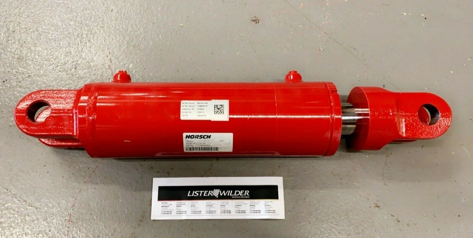 HORSCH Hydraulic Cylinder - 00131134