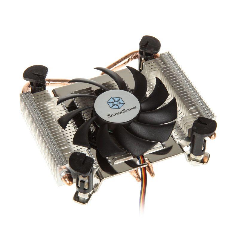SILVERSTONE SST-AR04 ARGON (THIN MINI-ITX) CPU COOLER