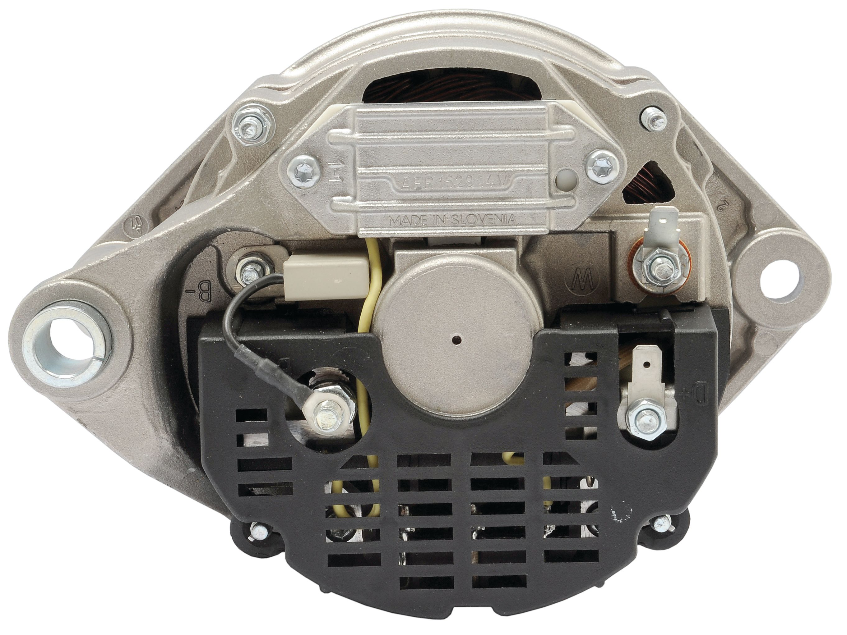 HURLIMANN ALTERNATOR (ISKRA) 35958