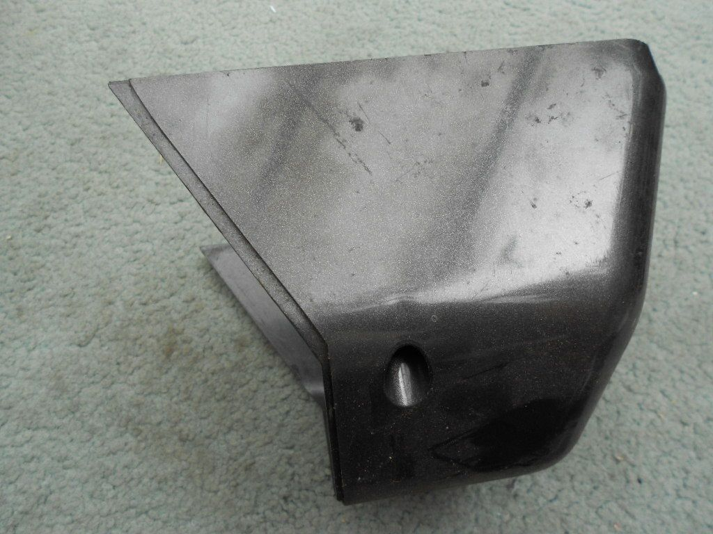 GEAR SHIFTER BASE COVER