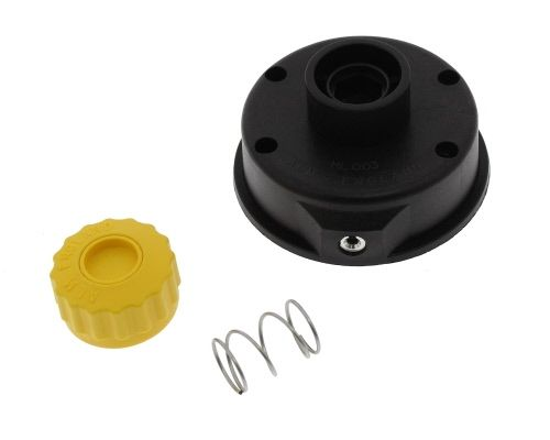Spool Head Assembly: Challenge Qualcast GP305