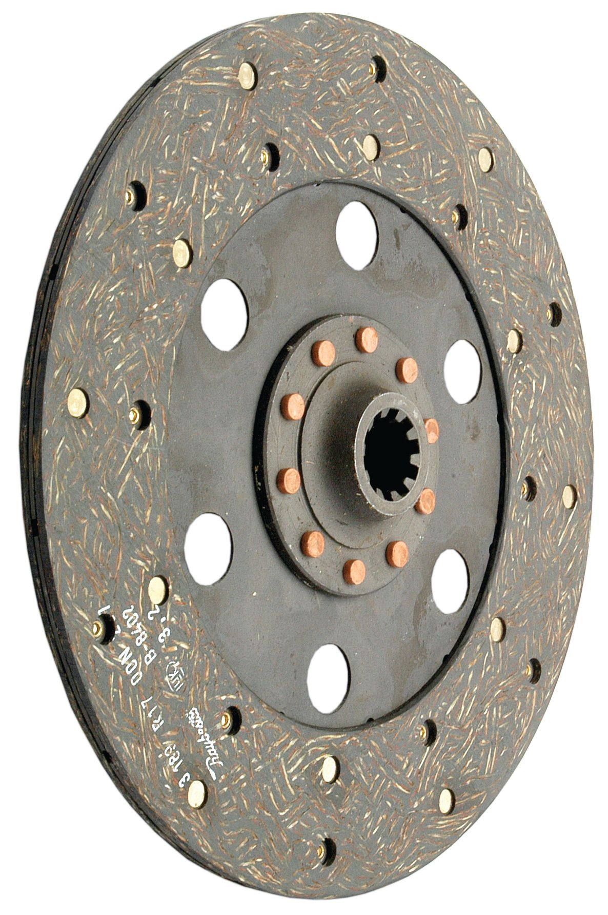 "NUFFIELD CLUTCH PLATE 11"" 72867"