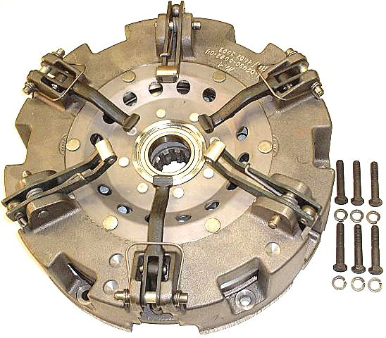 DAVID BROWN CLUTCH ASSEMBLY-DUAL 61202