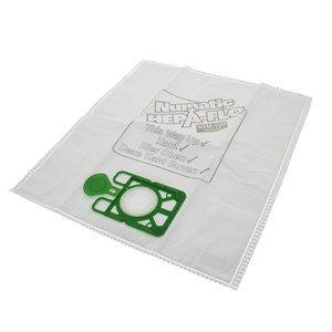 Vacuum Cleaner Bags: Numatic Henry Hetty Hepa Flo NUM907076