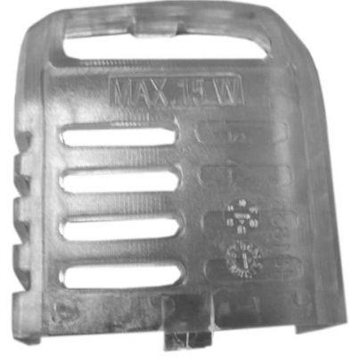 Fridge Lamp Thermostat Housing Cover: Beko BK120T BEK4818380100