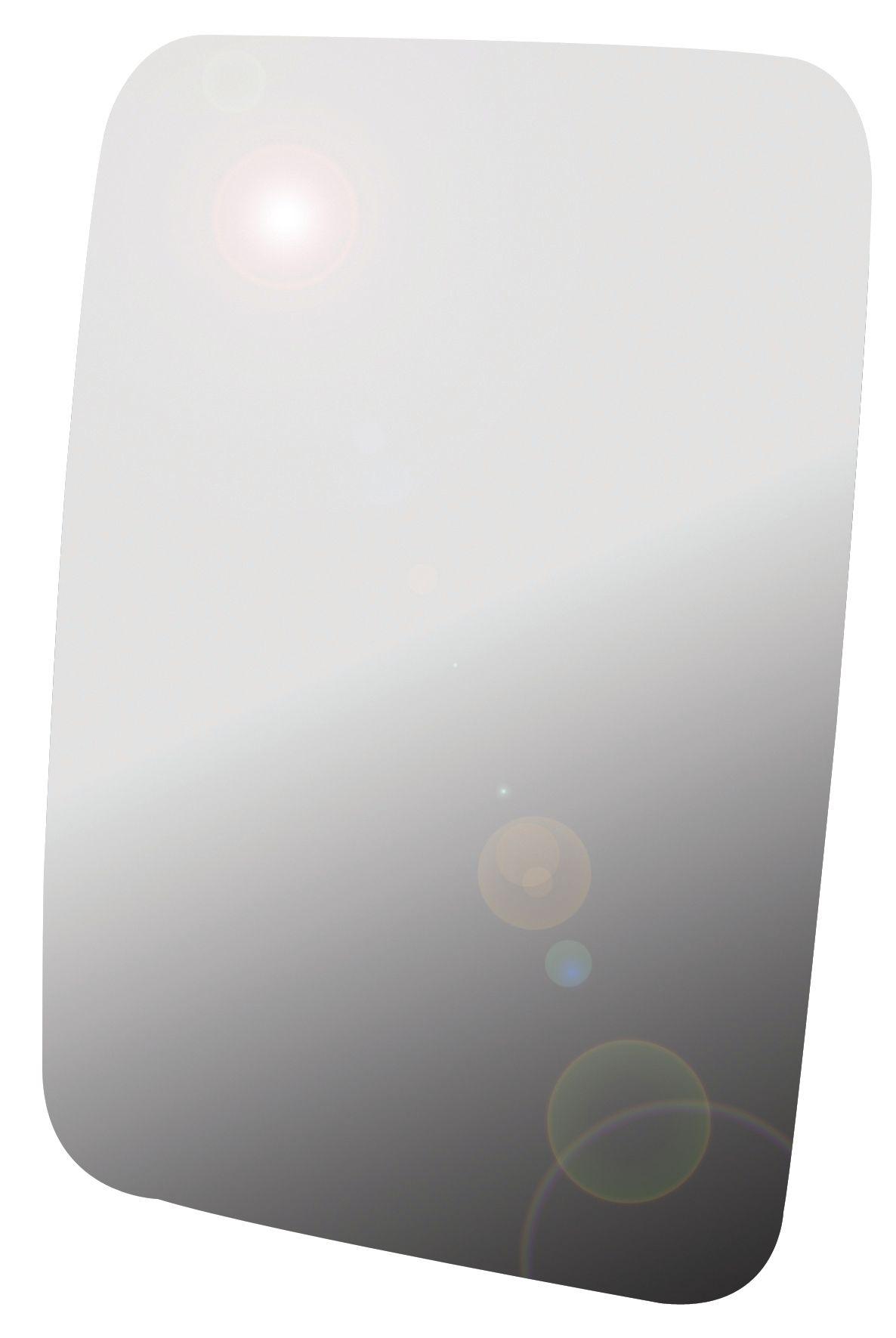 DEUTZ-FAHR MIRROR GLASS - 214X300MM 39731