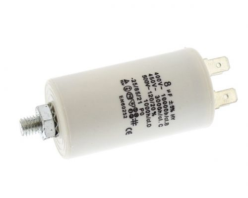 Capacitor: 8uf - 8mfd: Universal 3757