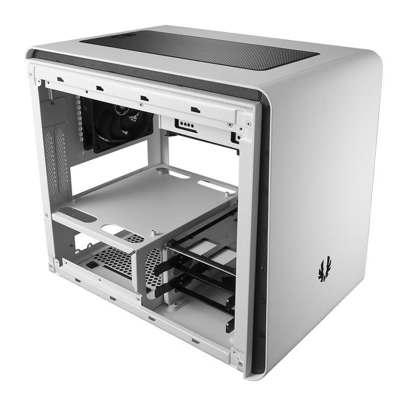 BITFENIX PHENOM MINI-ITX CUBE CASE - ARCTIC WHITE BFC-PHE-300-WWXKK-RP
