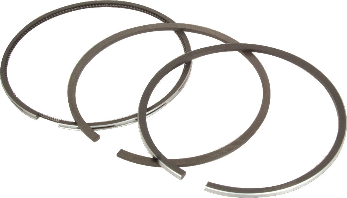 MCCORMICK PISTON RING SET (TURBO) 111803