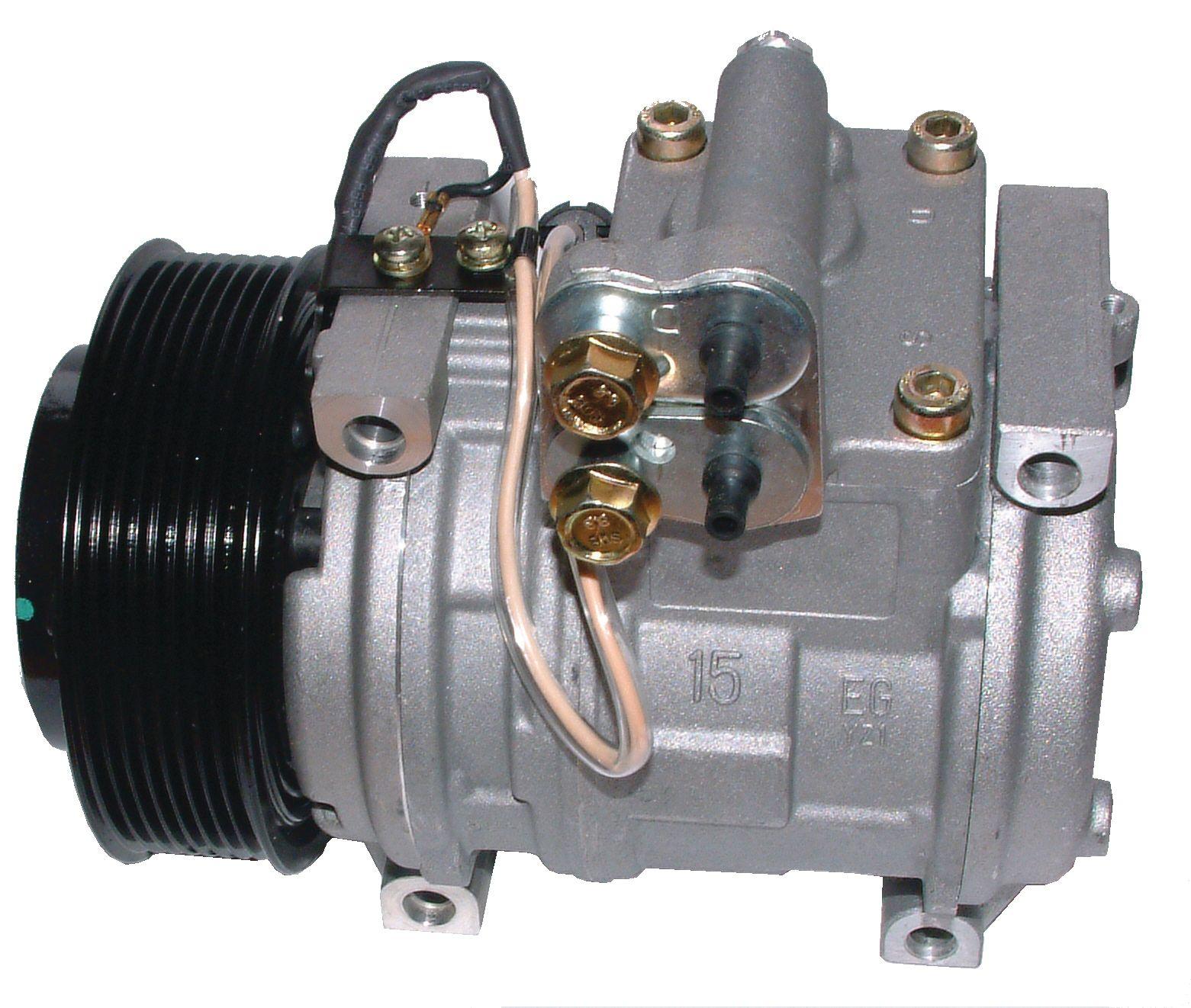 RENAULT COMPRESSOR- 10PA15C A/C 106701