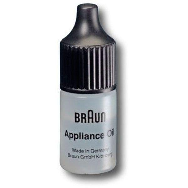 Braun Lubricating Appliance Oil Z633178