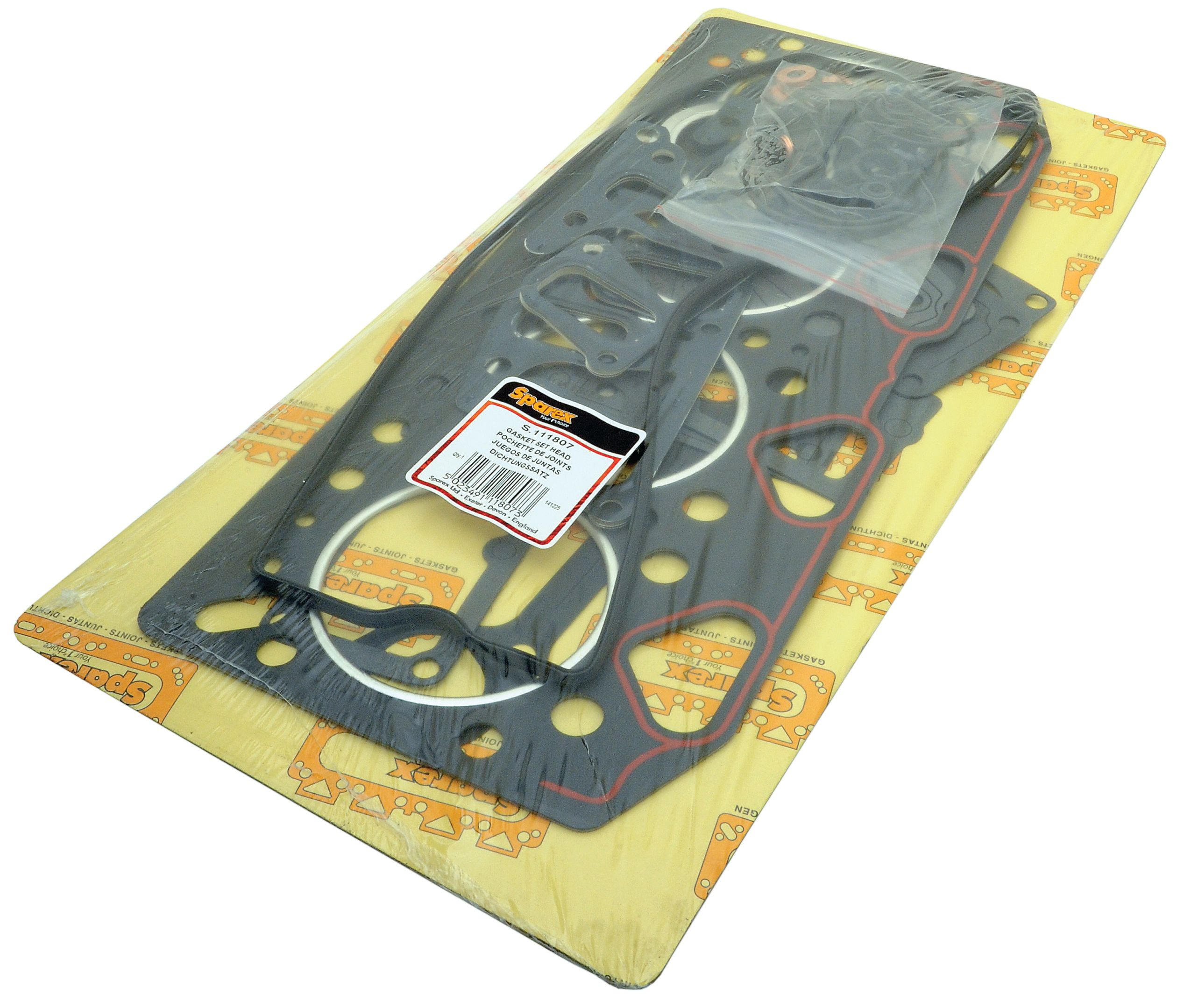 PERKINS TOP GASKET SET 111807